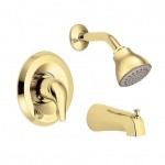 MOEN Chateau Polished Brass Trim