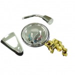 MOEN Valve & Faucet - This MOEN valve is pressure balanced anti-scald replacement faucet. Available in chrome only.